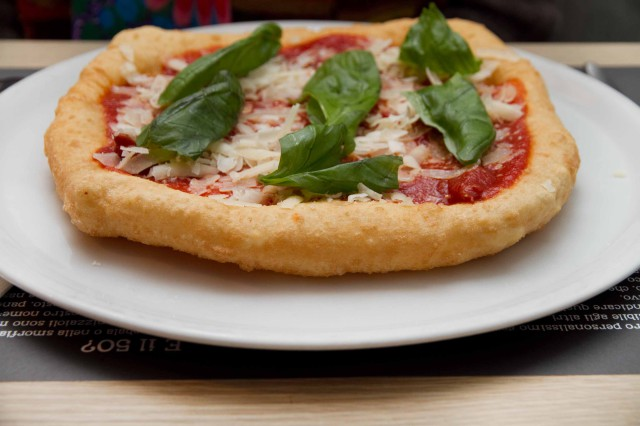 pizza fritta 50 Kalò