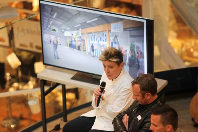 presentazione ristoranti Eataly a Expo