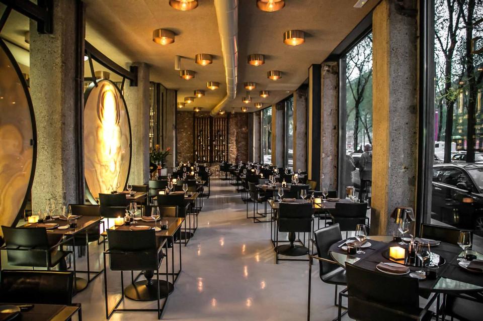 Milano il menu del nuovo ristorante cinese gong for Ristorante l isolotto milano