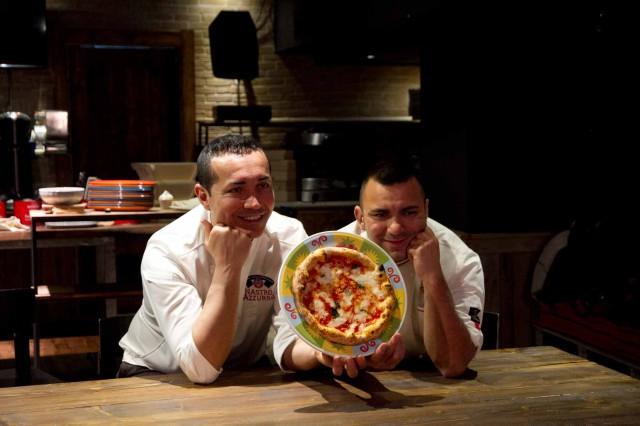 sorbillo civitiello pizza parlamentari