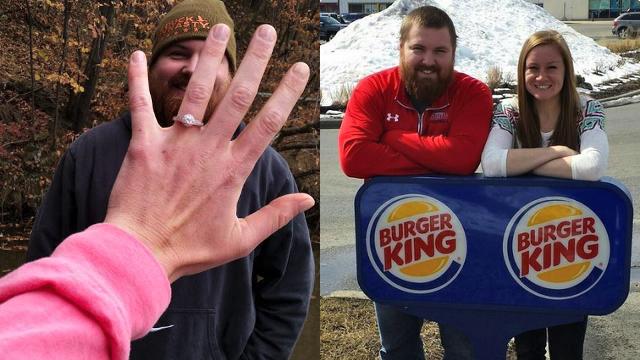sposi king burger