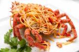 Pasta alla granseola: la ricetta perfetta al sole della Terrazza Calabritto a Napoli