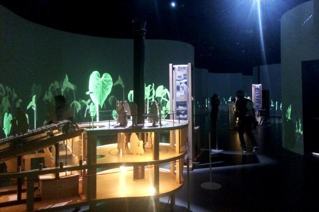 interni Padiglione Argentina Expo