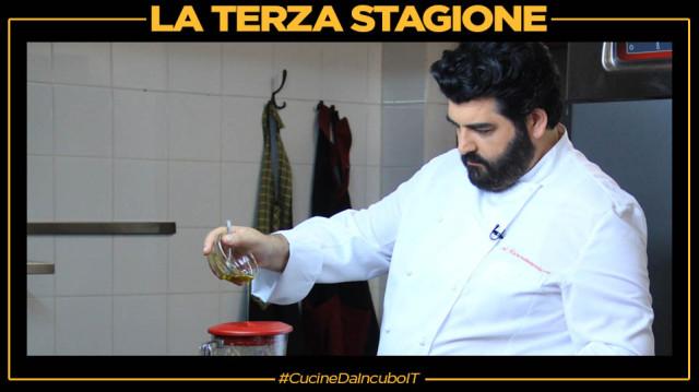 Cucine da incubo 3 cannavacciuolo santo alla prima puntata - Cucine da incubo cannavacciuolo ...