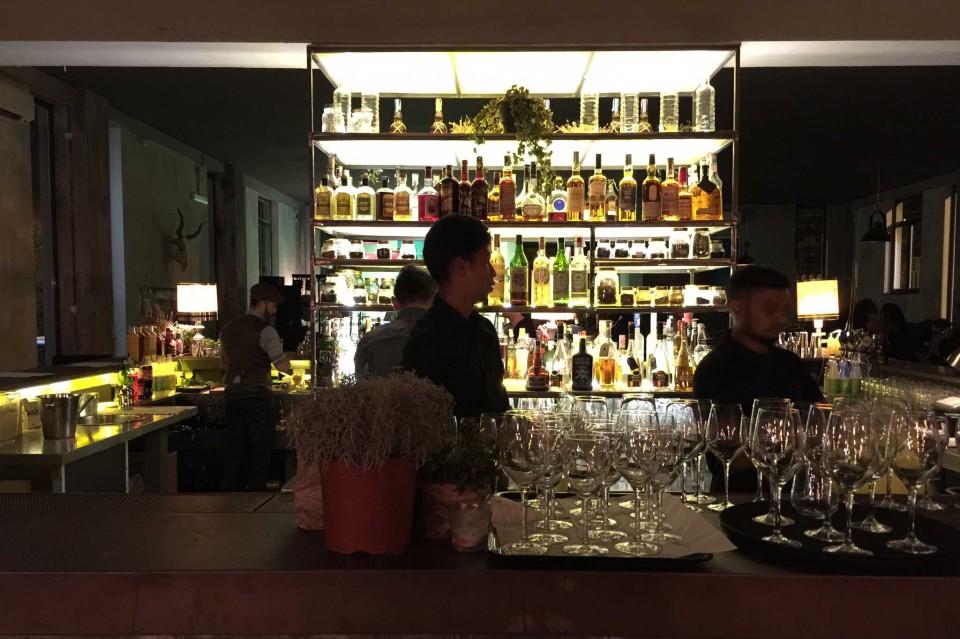 Cohouse Pigneto bar