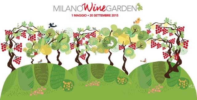 Expo 2015 Milano Wine Garden