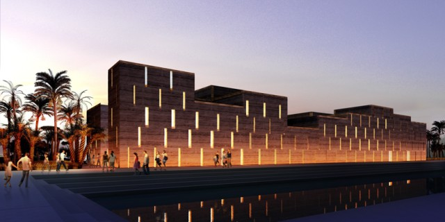 Expo 2015 Padiglione Marocco