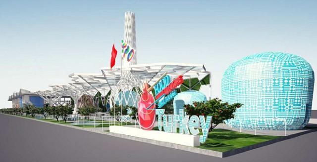 Expo 2015 Padiglione Turchia