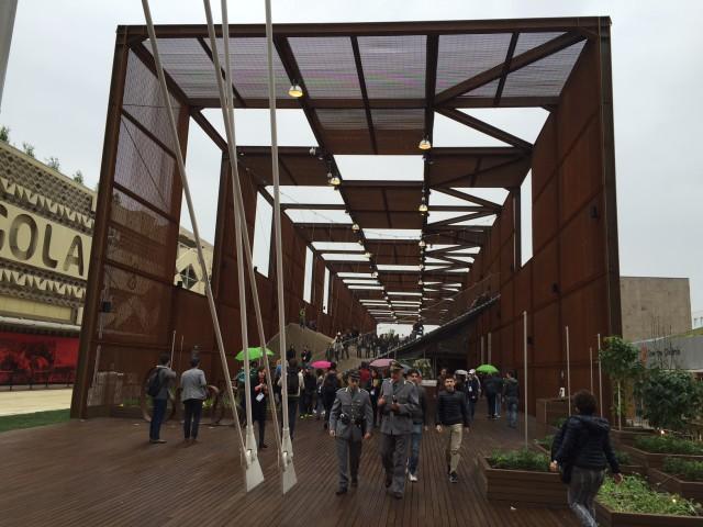 Expo 2015 Padiglone Brasile