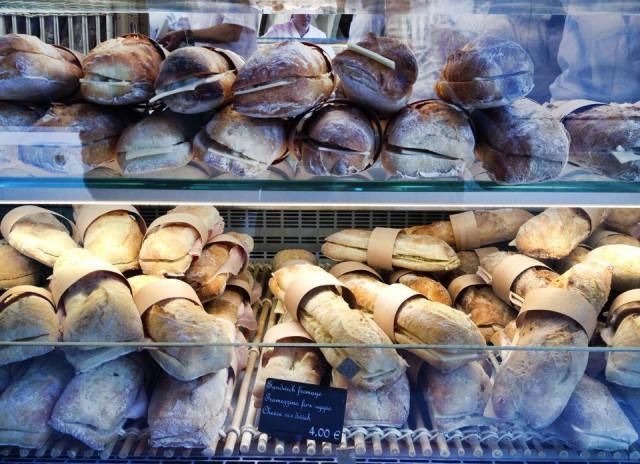 Expo 2015 Street food croissant