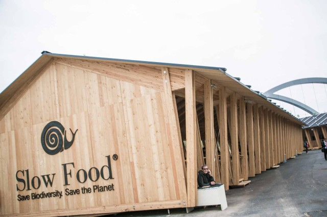 Expo 2015 padiglione Slow Food