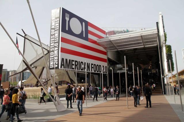 Food Truck Nation Expo 2015 Stati Uniti