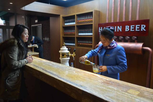 Harbin museo birra