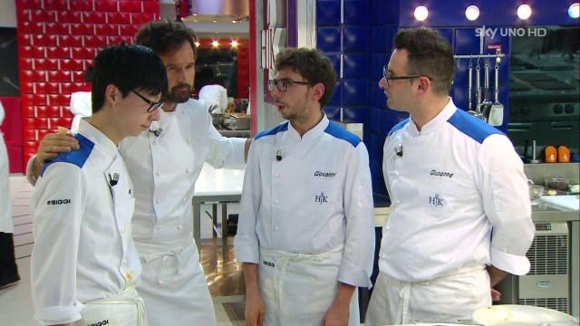 Hell's Kitchen squadra blu