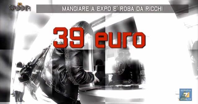 La Gabbia Expo biglietto ingresso