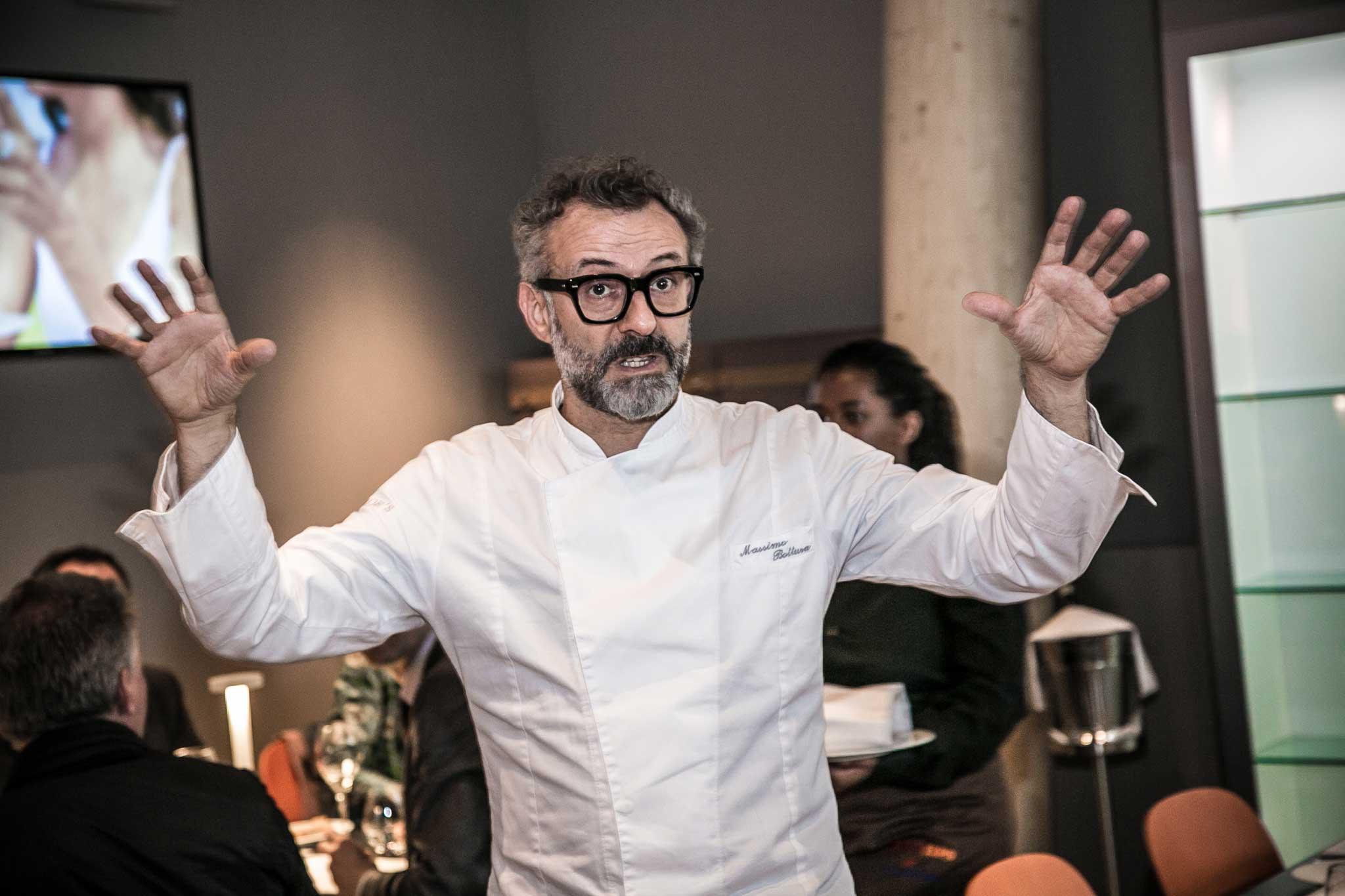 Massimo Bottura spiega