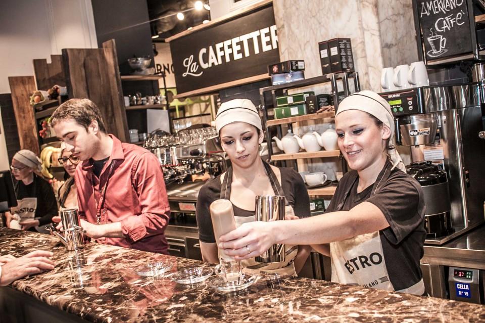 Mercato del Duomo Caffetteria 2