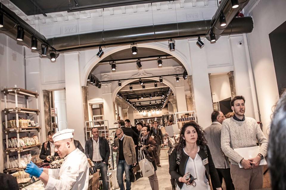 Mercato del Duomo clienti