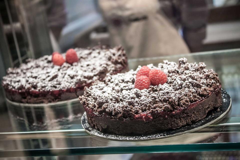 Mercato der Duomo torte
