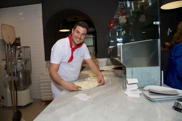 Mimmo Esposito pizzaiolo