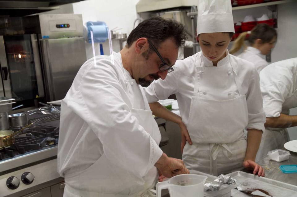 Paolo Lopriore chef