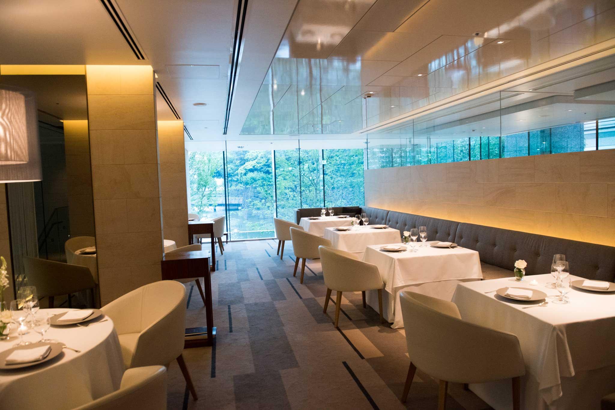 ristorante heinz beck tokyo