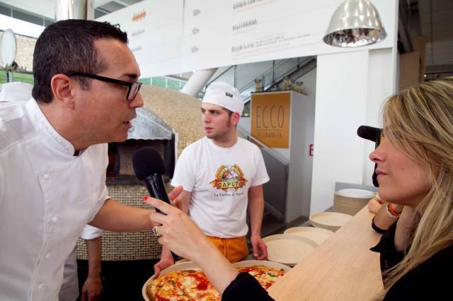 Sorbillo pizza Matrix
