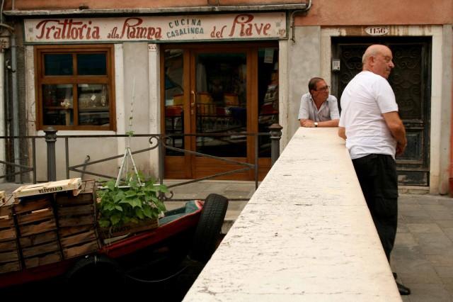 Trattoria alla Rampa Venezia