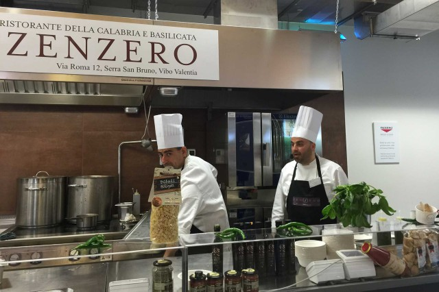Zenzero ristorante Expo