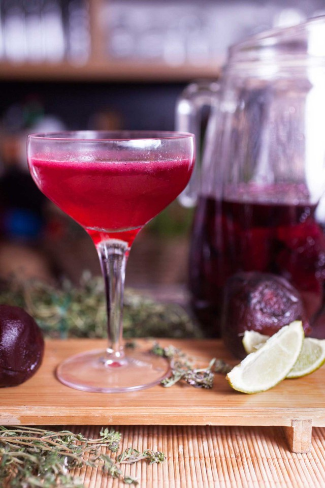cocktail rapa rossa