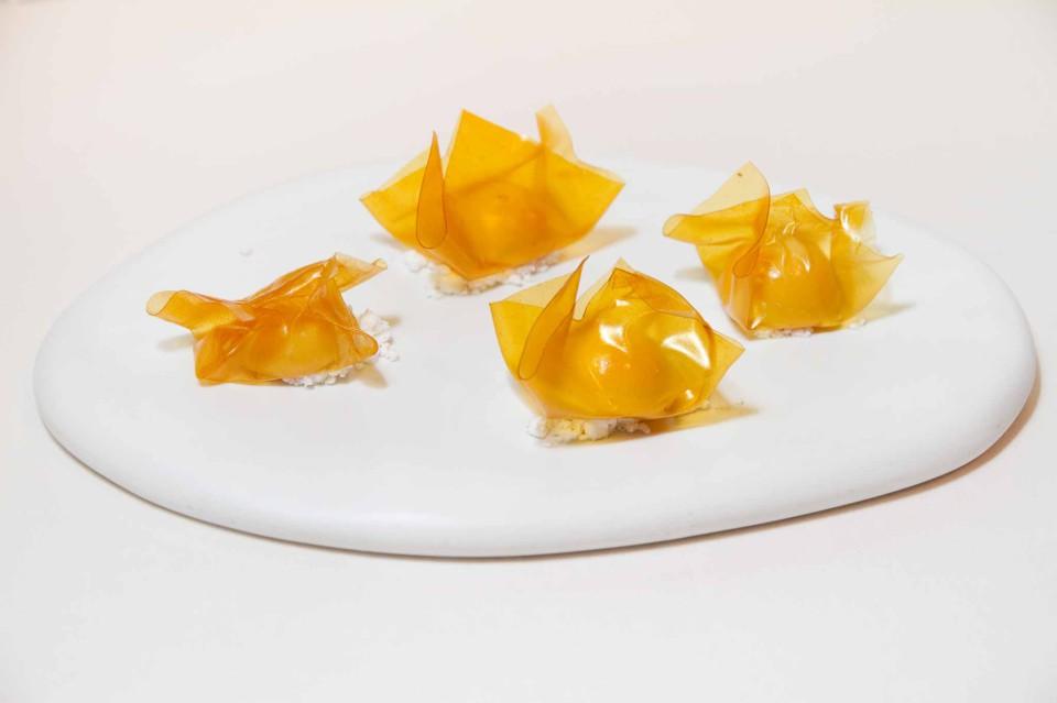 dumpling frutto passione