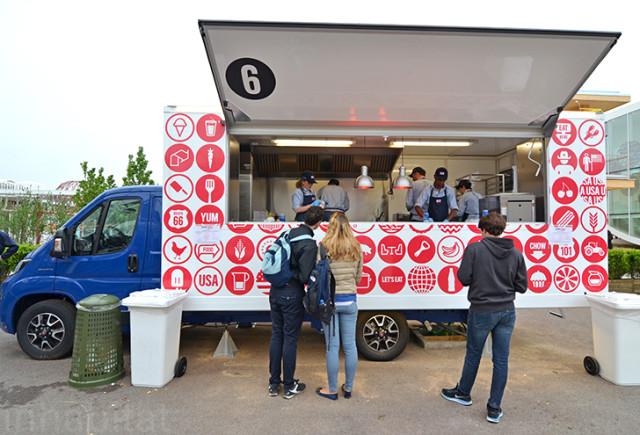food-truck USA EXpo 2015