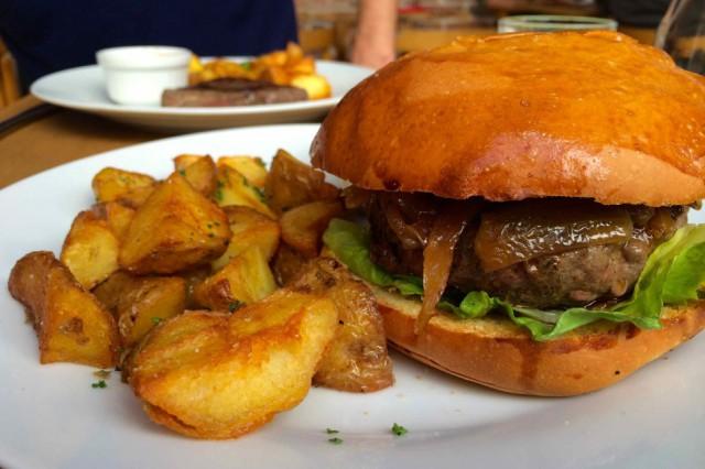 hamburger Cantoche Parigi