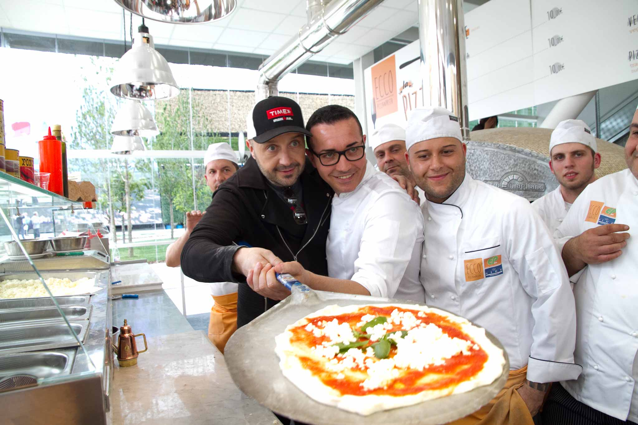 pizza Expo Bastianich Sorbillo Matrix 07