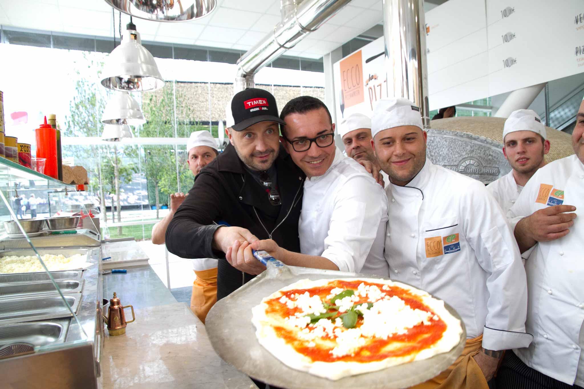 pizza Expo Bastianich Sorbillo Matrix 07