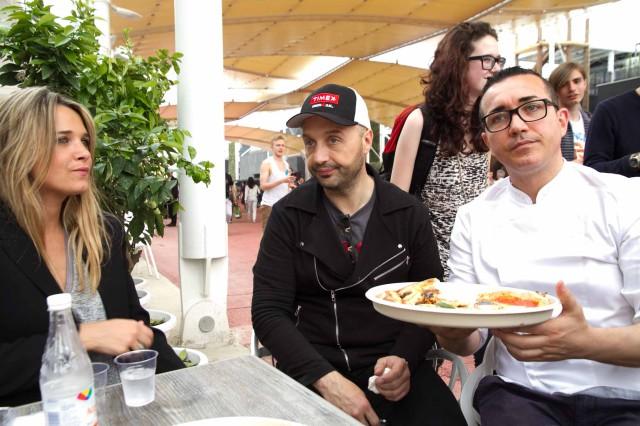 pizza Expo Bastianich Sorbillo Matrix