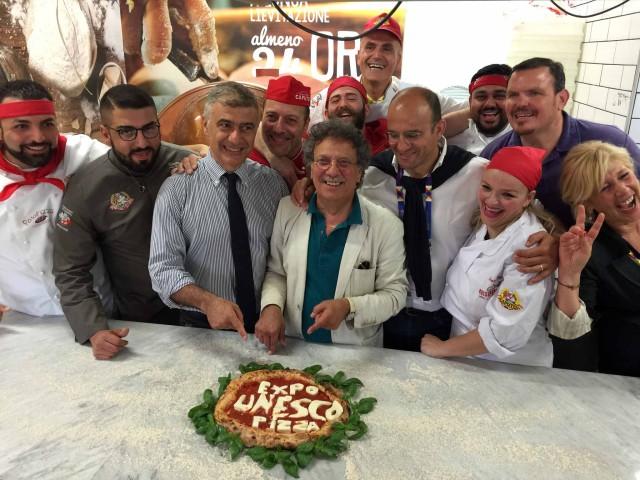 pizza Unesco mondo