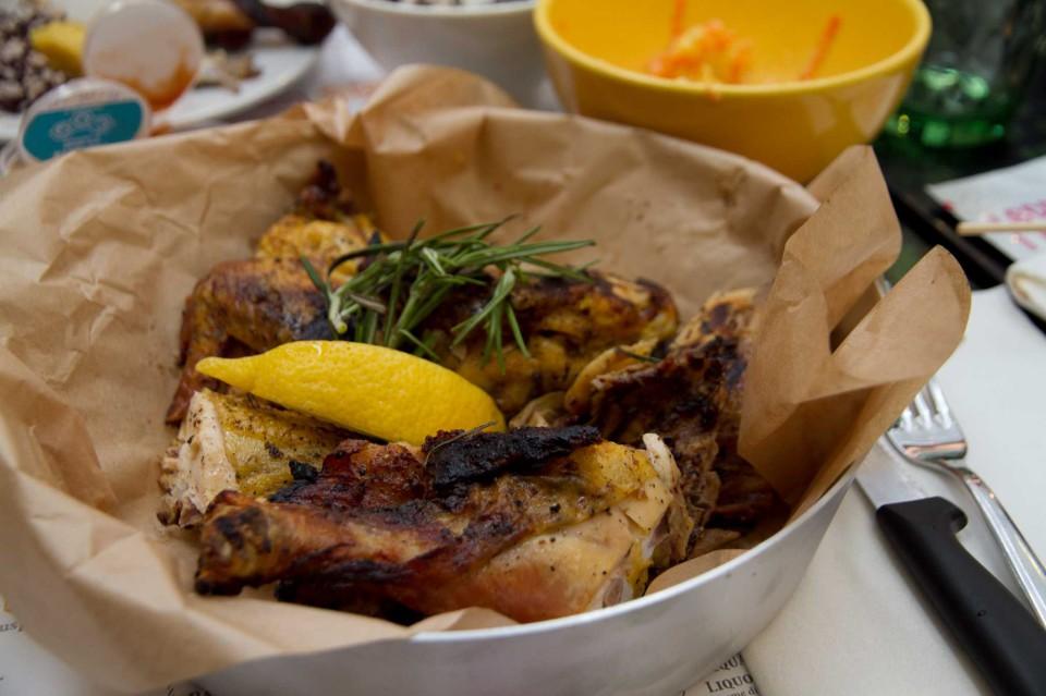 pollo ruspante Coq Milano