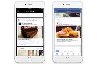 Su Facebook arrivano le recensioni dei ristoranti. Vincerà su TripAdvisor?