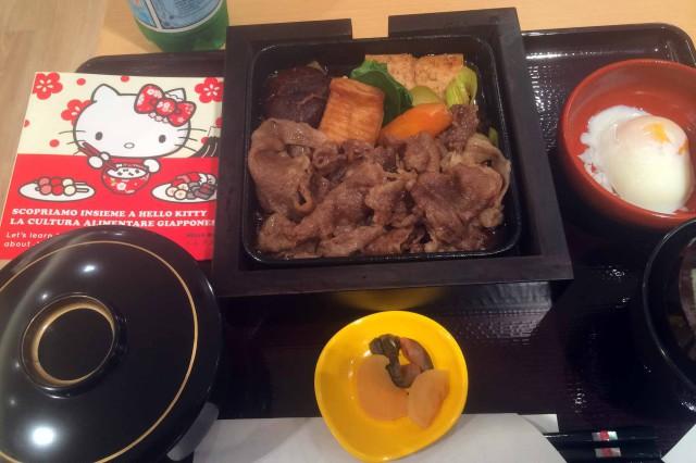 ristorante giapponese Expo