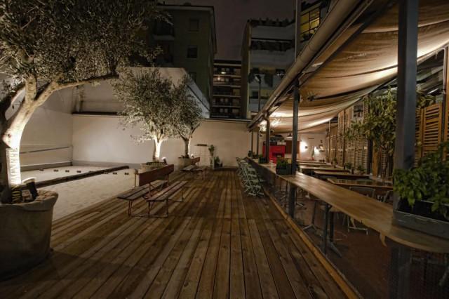Ristoranti milano 20 tavole con giardino per mangiare all - Trattoria con giardino milano ...