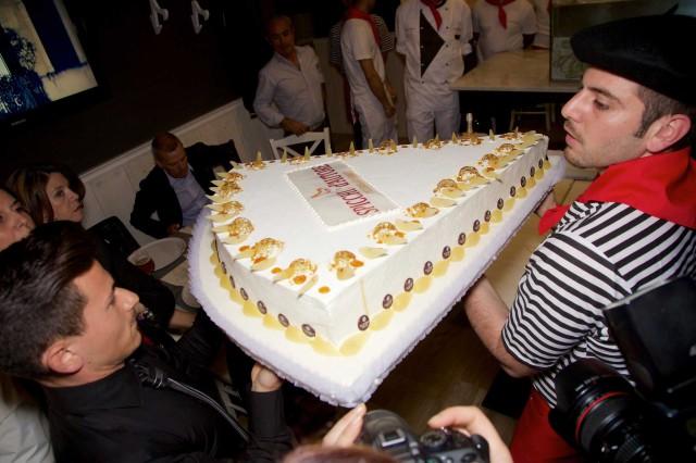 torta Sal De Riso