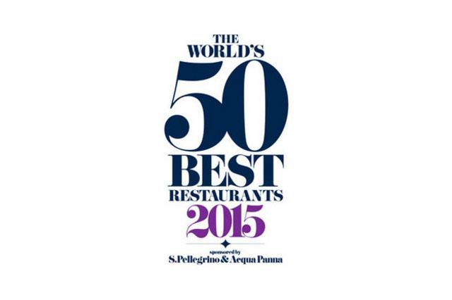 50 Best Restaurants 2015