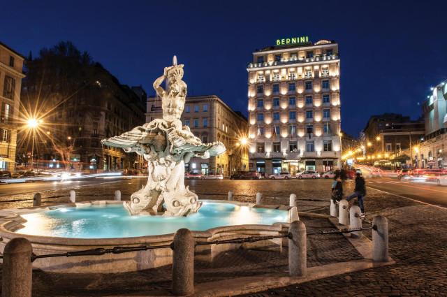 Bernini Bristol Hotel Roma