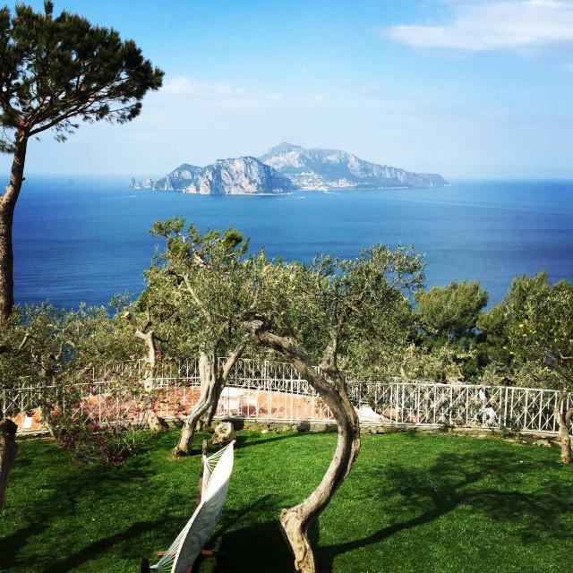 Capri dal Relais Blu