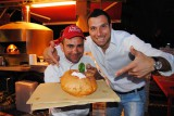 Le pizze speciali per la Festa dei Gigli a Nola. Che è anche Patrimonio Unesco