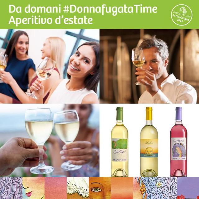 #Donnafugatatime