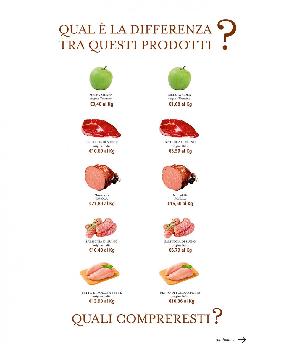 Eataly vs esselunga ecco perch non sapete fare la spesa for Supermercati esselunga in italia