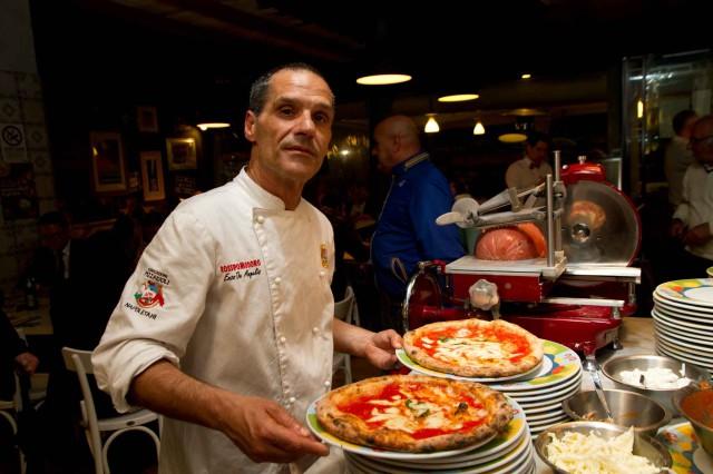 Enzo De Angelis Scuola di Pizza