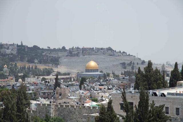 Gerusalemme da Notre Dame